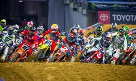 VIDEO: Supercross en Houston