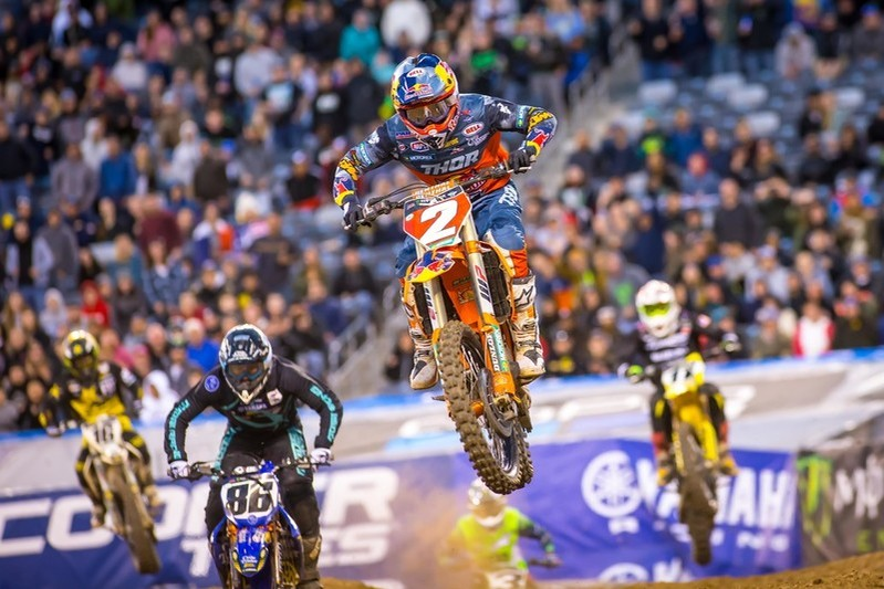 Supercross Highlights – East Rutherford