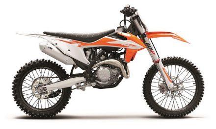 KTM de Motocross y XC 2020