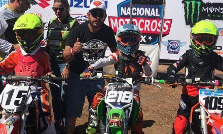 Resultados: Rd. 4 nacional de Motocross