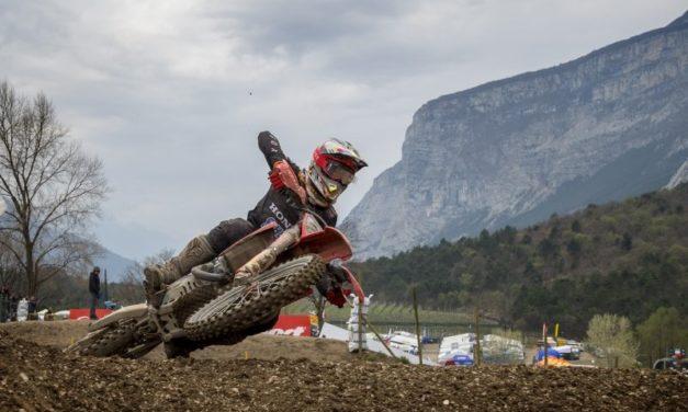 Gajser gana el MXGP de Trentino