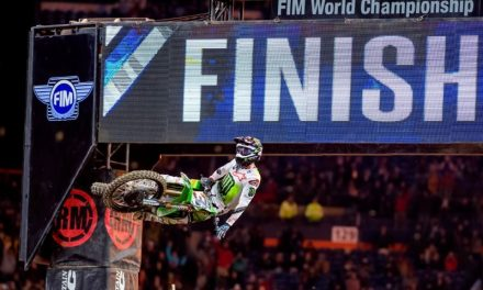 Denver Supercross Highlights