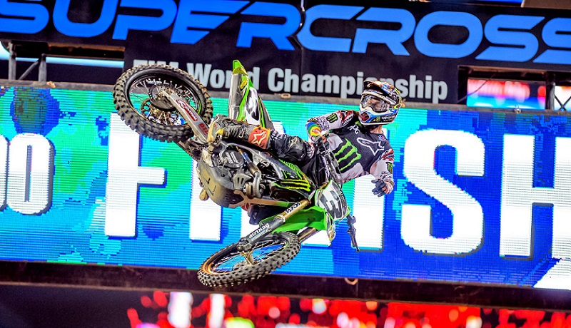 Nashville Supercross Highlights
