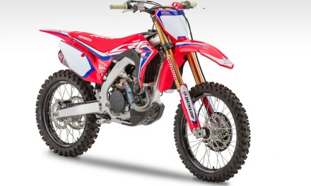 Honda Off Road 2020