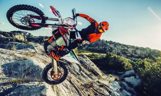 KTM de Enduro 2020