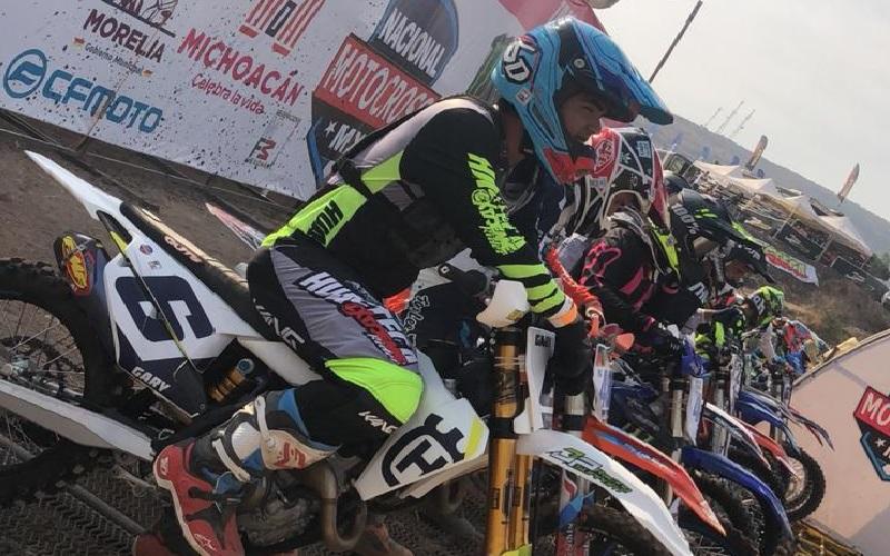 Resultados: Nacional de Motocross en Morelia