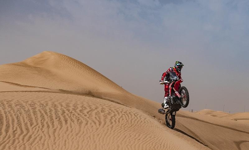 9000 km en 12 etapas; Dakar 2020