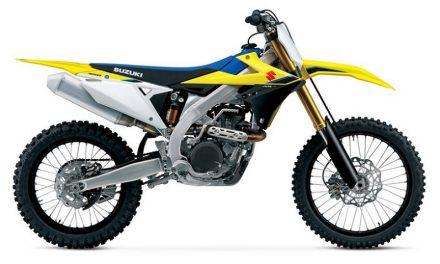 Suzuki RM85, RM-Z250 y RM-Z450 2020