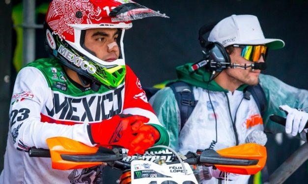 Resultados: 6º Round de Nacional de Motocross