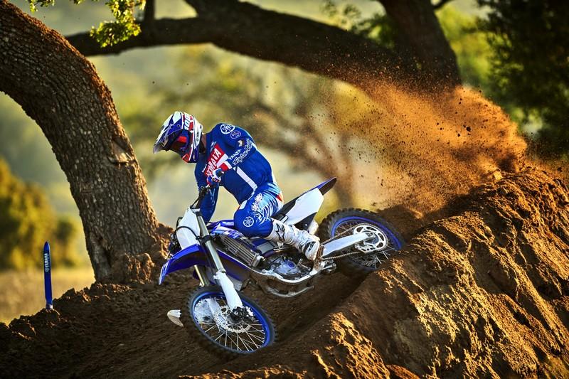 Yamaha presenta la gama YZ 2020