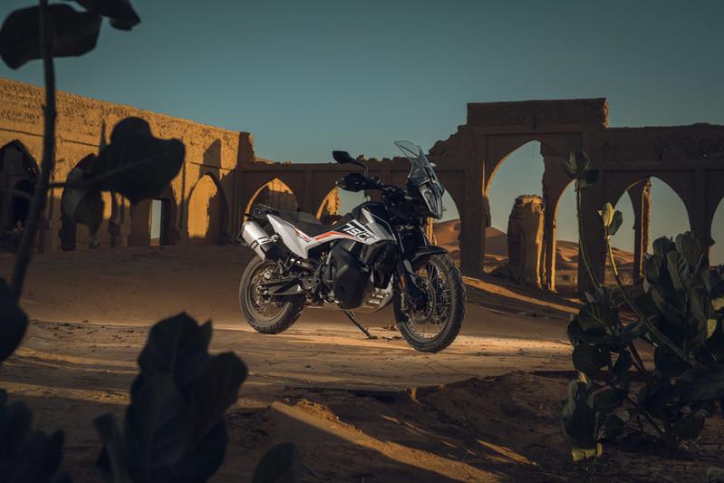 Test: 900 KM con la KTM 790 Adventure