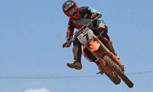 Puntuaciones del Nacional de Motocross