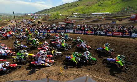 VIDEO: Round 3 del Pro-Motocross