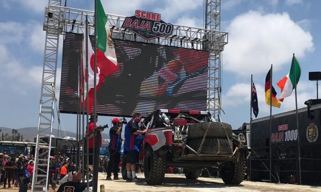 51ª Edición de la Baja 500