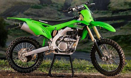 Kawasaki Presenta Modelos KX 2020