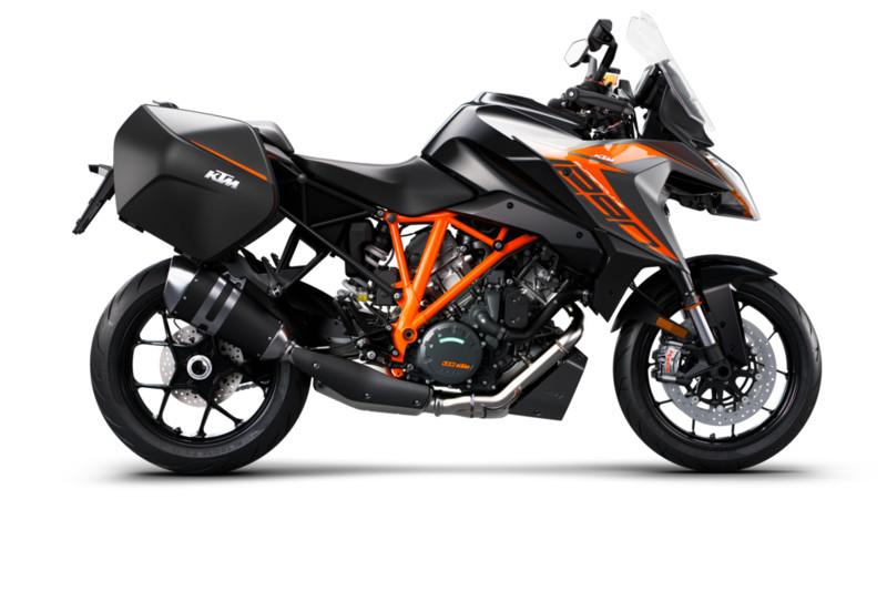 Promoción en Hiperbikes: 1290 SuperDuke GT