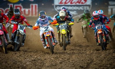 VIDEO: Motocross en Spring Creek