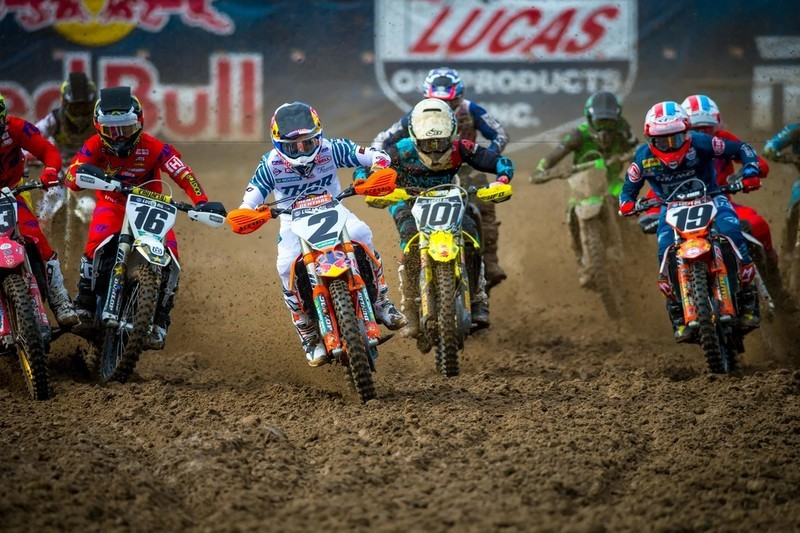 VIDEO: Motocross en Spring Creek