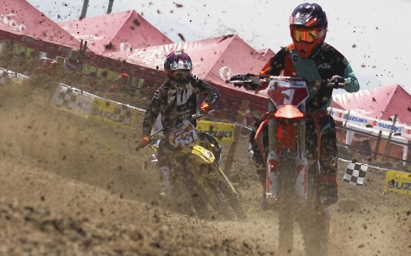 Resultados: Nacional de Motocross en Puebla