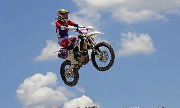 Imágenes del Nacional de Motocross