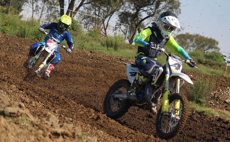Tabla de posiciones, Nacional de Motocross
