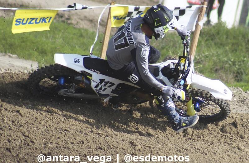 Convocados al Latino de Motocross MX1