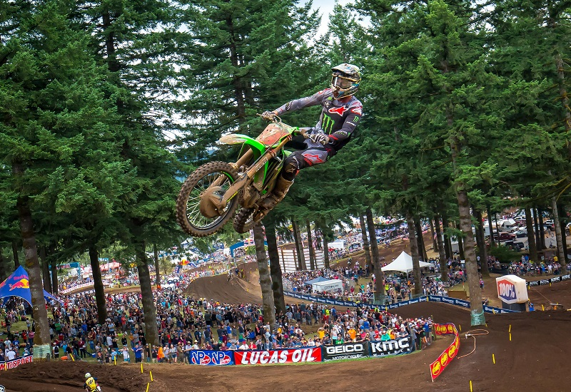 VIDEO: Eli Tomac ganó en Washougal
