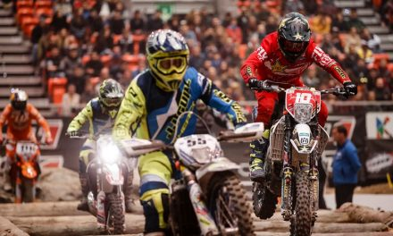VIDEO: EnduroCross Round 1