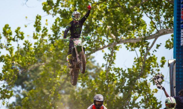 Cianciarulo Campeón Motocross 250MX