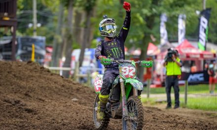 VIDEO: Cianciarulo con cámara a bordo