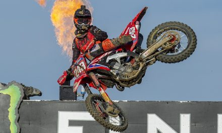 Tim Gajser Campeón Mundial MXGP