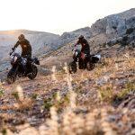 Motociclistas, vulnerables en la vía pública