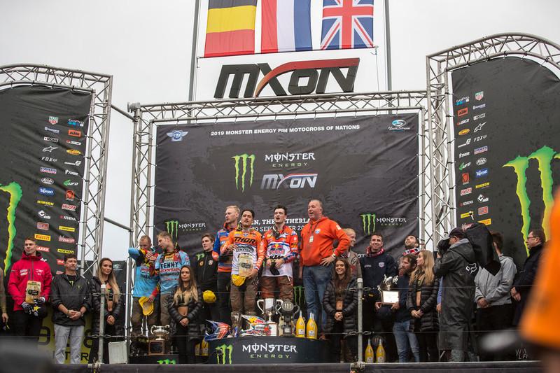 Holanda Campeón MXoN 2019