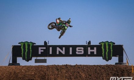 Courtney Duncan Campeona Mundial de MX
