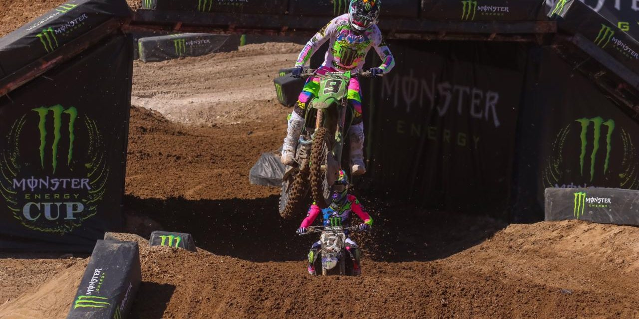 Cianciarulo Campeón Copa Monster Energy