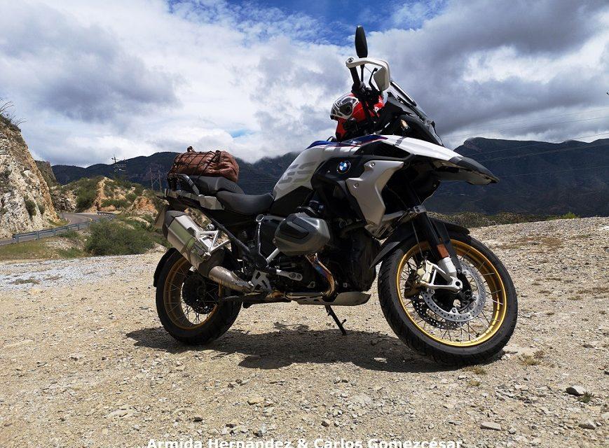 BMW R 1250 GS – La Viajera