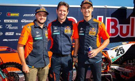 KTM 2020: Equipos Oficiales