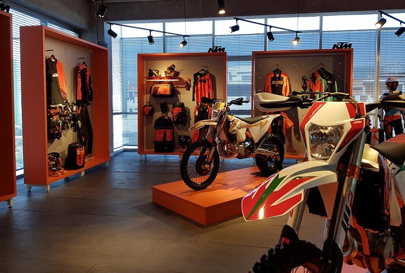 2020 de KTM y Huqvarna en México