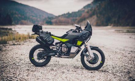 Novedades de Husqvarna Motorcycles