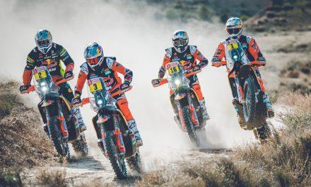KTM Factory Rally Team