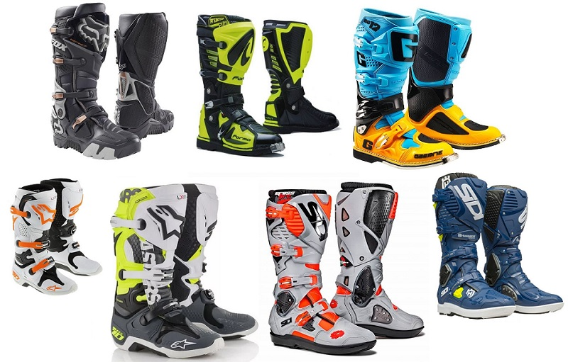 Comparativo: Botas Off Road