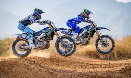 Barcia y Plessinger con Yamaha en el 2020
