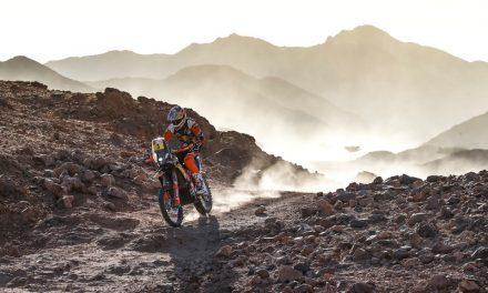 Inició el Dakar en Arabia Saudita