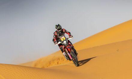 Brabec más líder en el Dakar