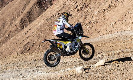 Quintanilla gana la Etapa 9 del Dakar