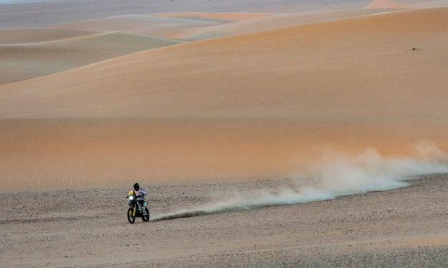 Penúltima etapa del Dakar