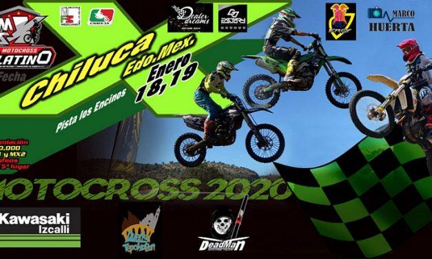 Motocross en Chiluca, Platino Plus