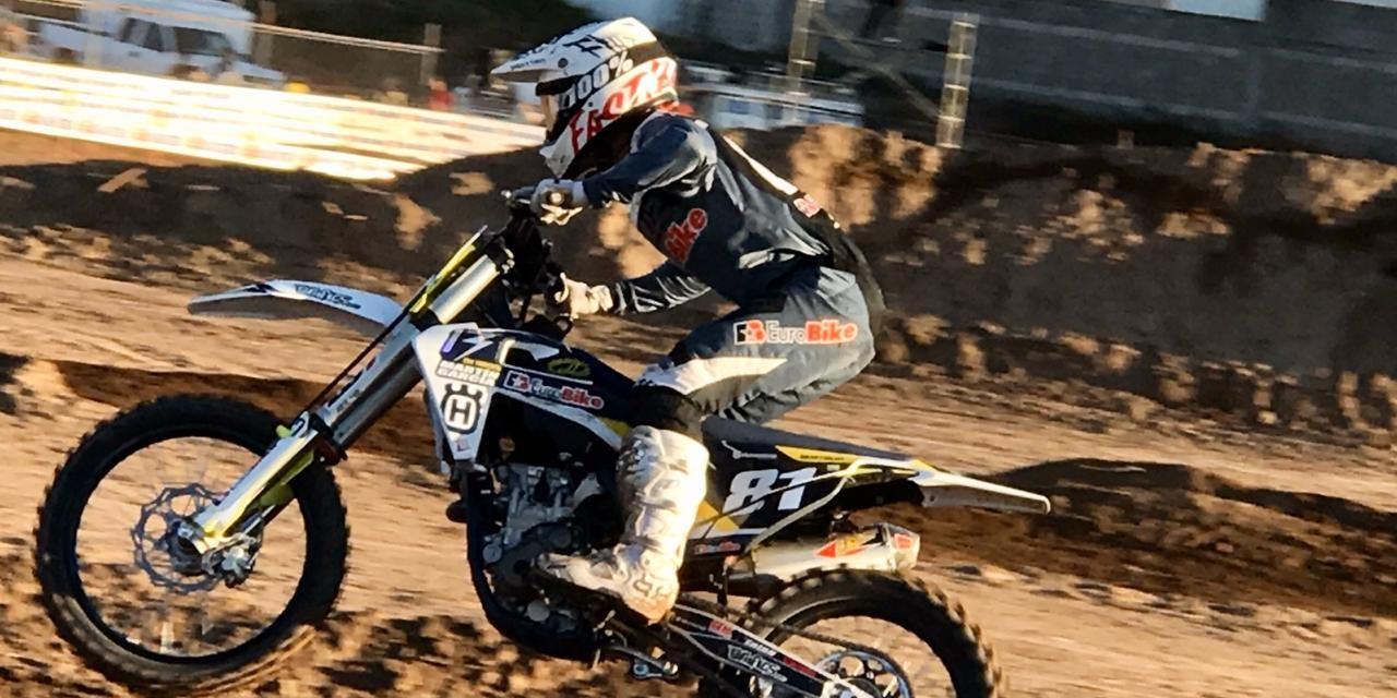 Resultados 1ª Fecha Nacional de Motocross