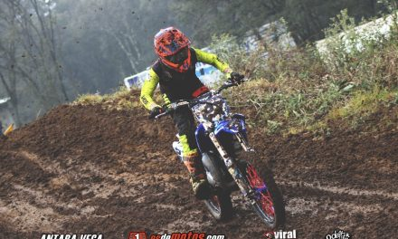 Motocross Platino Plus, en Chiluca