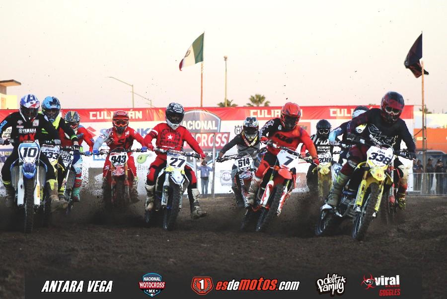 1ª del Nacional de Motocross en Imágenes